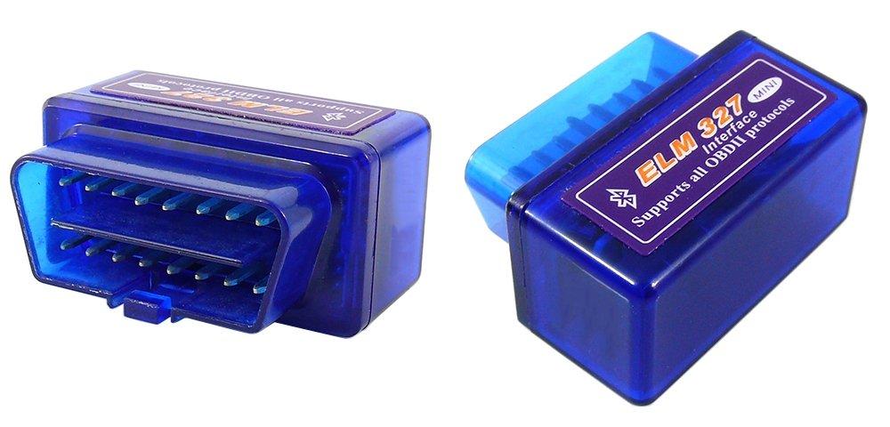 OBD2 Bluetooth - Interfejs ELM-327 - skaner diagnostyki samochodów