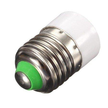 Adapter do żarówek - Gwint E27 na E14 - przejściówka żarówki