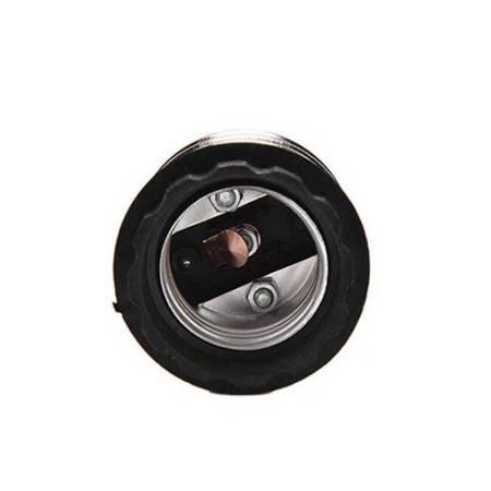 Adapter do żarówek - Gwint E40 na E27 - przejściówka żarówki