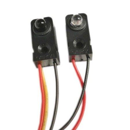 Bariera IR - Czujnik świtała podczerwonego - HD-DS30CM