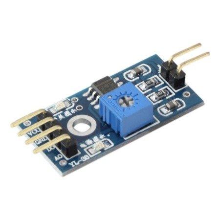 Czujnik wilgotności gleby FC-28 - sensor hygrometr do Arduino