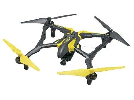 Dron Dromida Vista FPV - 250mm - żółty - kamera FPV HD - 4 Tryby lotu - Zaawansowana stabilizacja #KOMIS