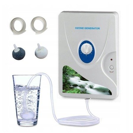 Generator ozonu 600mg/h - 230V - Ozonator - oczyszczacz powietrza wody