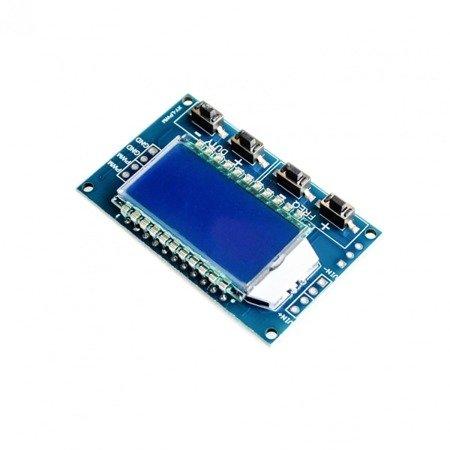 Generator sygnału PWM - wyświetlacz LCD - XY-LPWM