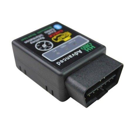 Interfejs Skaner HH OBD V2.1 ELM327 Bluetooth OBD2 - do diagnostyki samochodów