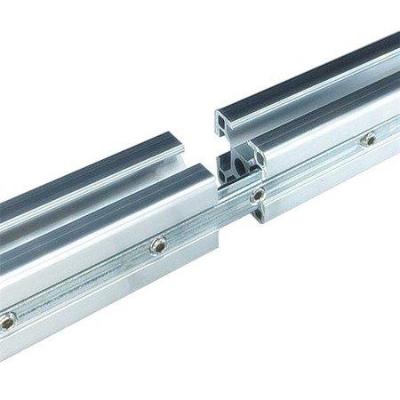 Łącznik prosty do profili aluminiowych 2020 10cm - V-SLOT, T-NUT, TNUT