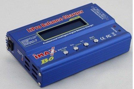 Ładowarka IMAX B6 - 1S-6S Li-pol - 6A -złącza DEAN