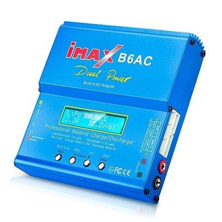 Ładowarka IMAX B6AC - 1S-6S Li-pol - zasilanie AC 230V