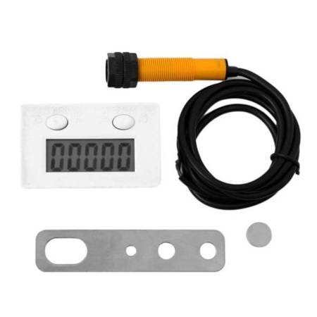 Licznik cyfrowy 0-99999 z Czujnik Zbliżeniowym VJ12-D10K