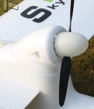 Łoże silnika z wieżyczką do Sky Cruiser 2400 - część zamienna