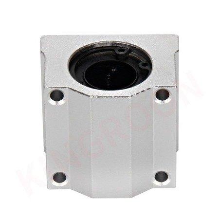 Łożysko liniowe LM8UU w obudowie SC8UU 8mm - do drukarek RepRap 3D CNC - SCS8UU