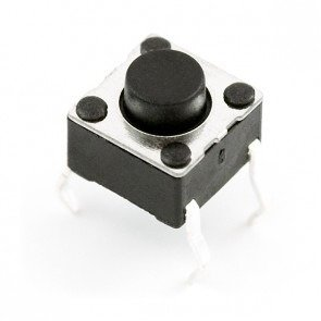 Mikrostyk TACT 6x6 5mm - mikroswitch - 10 szt