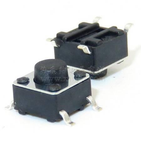 Mikrostyk TACT SMD 6x6x5mm - mikroswitch - 10 szt