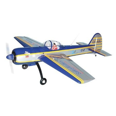Model YAK 55M (120) 1750mm ARF - model kostrukcji drewnianej - SEA131 #3