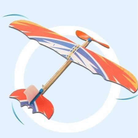 Model z napędem gumowym Sky Touch 500mm - Samolot dla dzieci