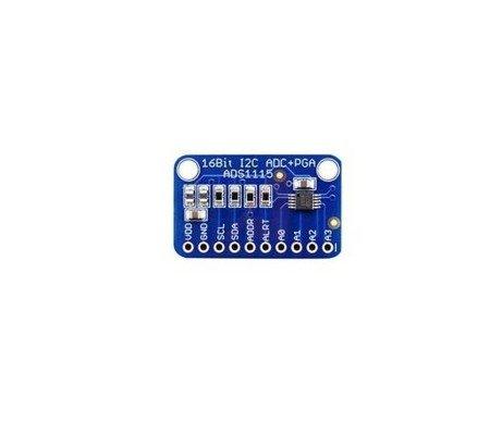 Moduł ADS1115 - przetwornik ADC 16-bitowy 4-kanałowy I2C