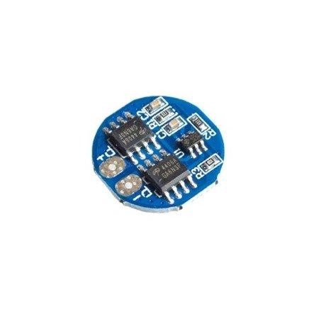 Moduł BMS PCM PCB ładowania i ochrony ogniw 18650 - 2S - 5A
