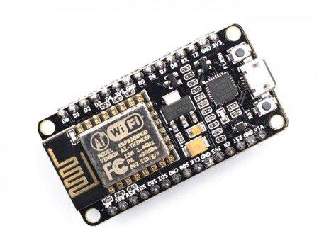 Moduł WIFI ESP8266 NODEmcu V2 - CP2102 - Arduino
