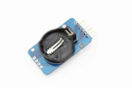 Moduł czasu RTC DS3231 AT24C32 - precyzyjny zegar na I2C - Arduino