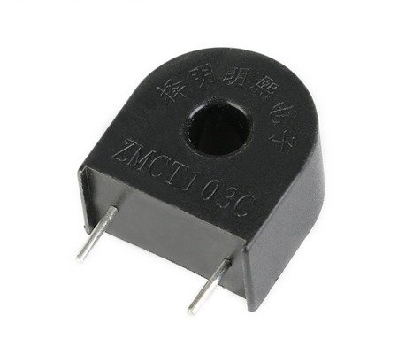 Moduł czujnika prądu AC - 5A/5mA - HMCT103C - Bocznik prądowy