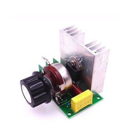 Moduł regulator MOCY AC do 3800W - maksymalnie 3.8kW