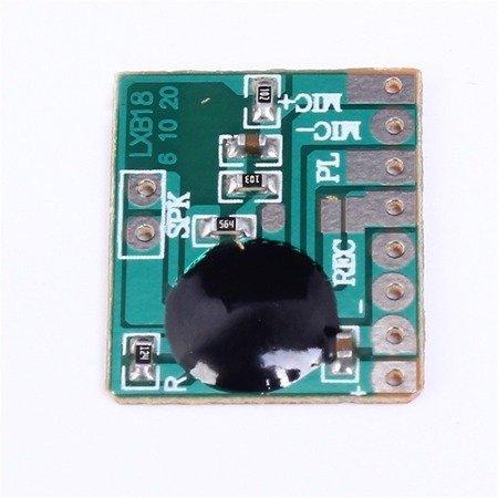 Moduł rejestratora audio ISD1806 - Arduino