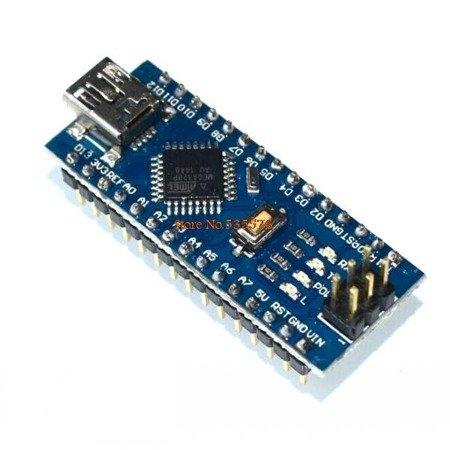 NANO V3.0 16MHz USB - ATmega328P - CH340 - Klon - kompatybilny z Arduino 1.8.