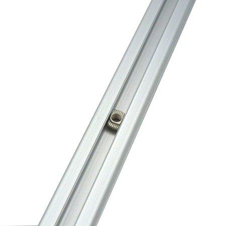 Nakrętka młoteczkowa - wpust T M3 do profili aluminiowych 2020 - 10 szt - TSLOT, T-NUT, TNUT