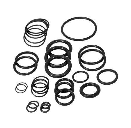 O-Ring - Uszczelka 18x2mm - Uniwersalny gumowy oring - 10szt