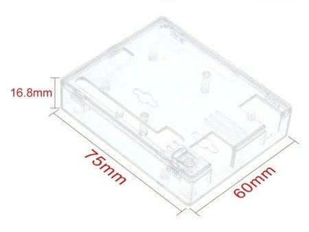 Obudowa Plastikowa do Arduino UNO R3 i Leonardo - box ABS