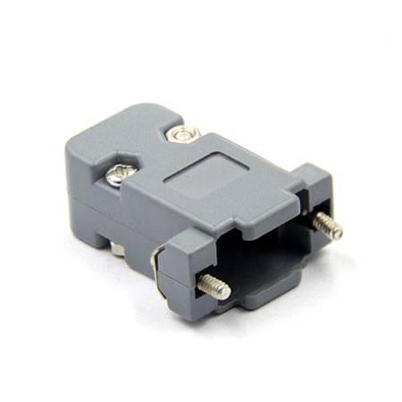 Obudowa złącza D-SUB DB9 RS232 - DIY - na gniazdo i wtyk Dsub