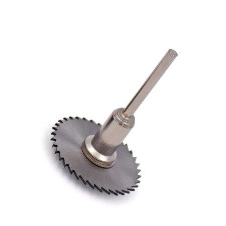 Ośka do piły tarczowej 3.0 mm - uchwyt - trzpień - Dremel, szlifierka