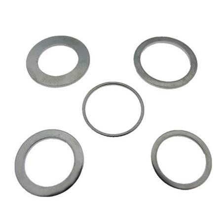 Pierścień redukcyjny 25.4-16mm - Redukcja do tarcz pił
