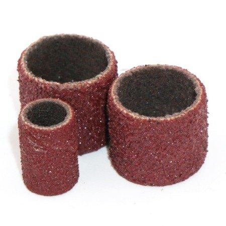 Pierścień szlifierski - 8x13 mm - papier do szlifowania - 10 szt