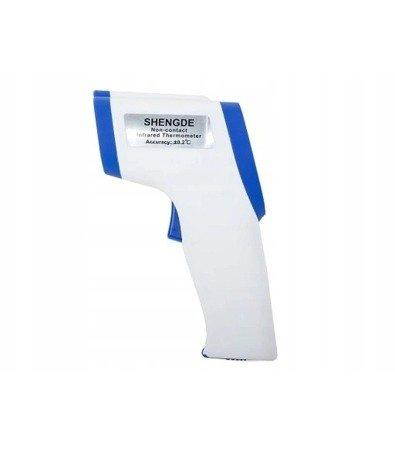 Pirometr / termometr bezdotykowy - SHENGDE - 0,0°C do 100,0°C