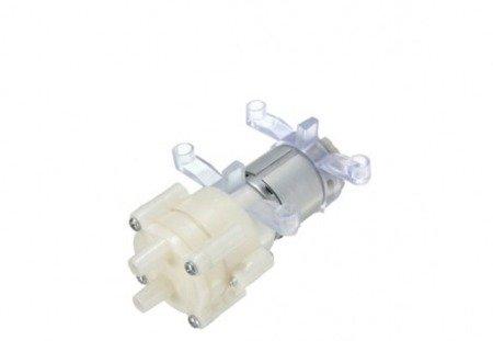 Pompa membranowa- 12V - 3W - silnik R385+ mini pompa wody
