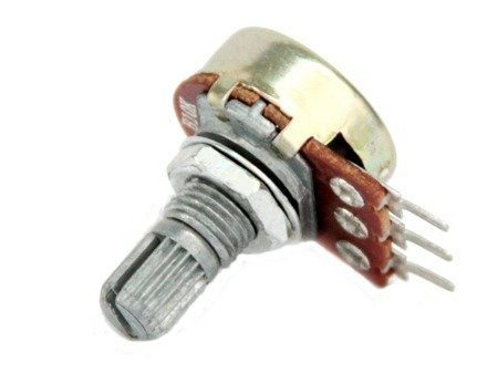 Potencjometr liniowy 1K - L=15mm - 1 szt