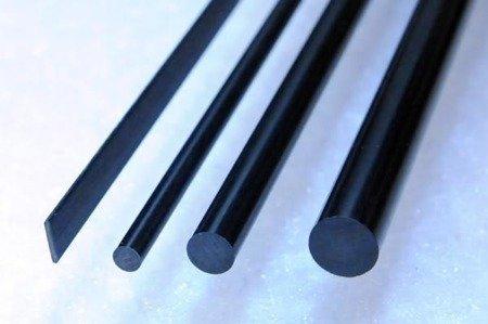 Pręt węglowy 1,5 mm - 1mb