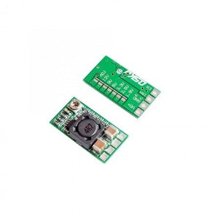 Przetwornica max 3A - 1,8V do 12V - zworki do ustalania napięcia