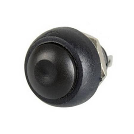Przycisk chwilowy PBS-33B - zielony - 250V-1A - 12mm - monostabilny - okrągły