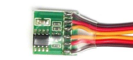 Rewerser Serw - Rewerser sygnału serwomechanizmów