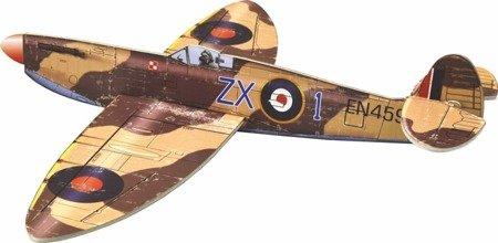 Samolot rzutek - Spitfire 450 mm - model dla dzieci