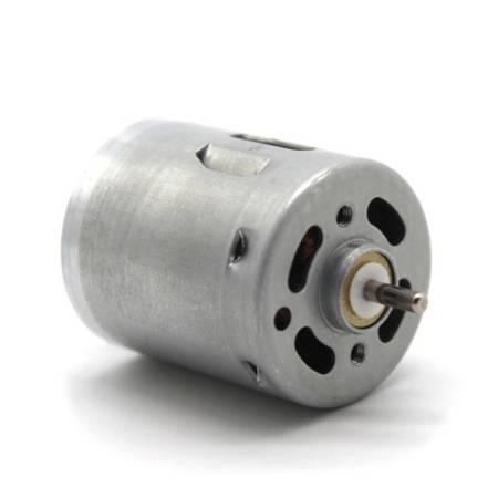 Silnik szczotkowy DC 6-12V - typ 360 - oś 7.5mm 5mm - do projektów DIY