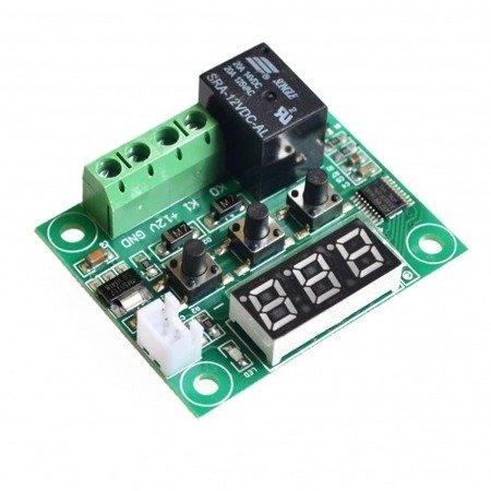 Termostat cyfrowy W1209 - regulowany -50C +110C - moduł