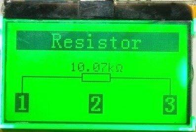 Tester tranzystorów LCR-T4 - miernik tranzystorów i RLC - Mega-328