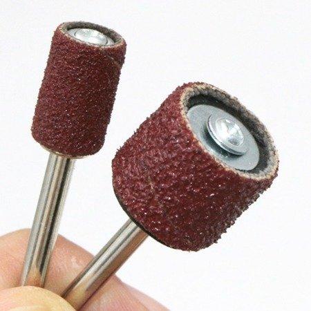 Trzpień gumowy do szlifierki - 3x6mm - uchwyt na pierścień szlifierski - Dremel