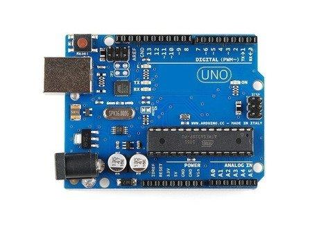UNO R3 - Atmel ATMega328 16MHz - klon AVR - zgodny z Arduino