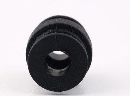 Wibroizolator 21mm/17mm - 100g obciążenie - czarny - tłumik drgań, damper, amortyzator - 1 szt