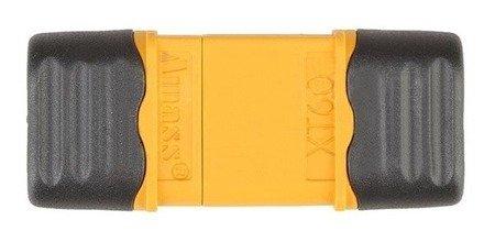 Wtyki XT60+ z osłoną - 2 komplety - Konektor Amass XT60 Plus - 2 pary