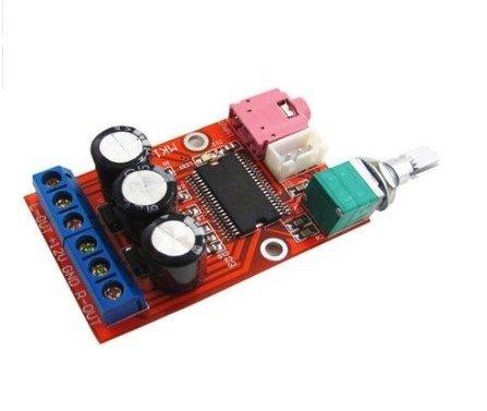 Wzmacniacz audio klasy D 2x20W 12V XH-M145 na układzie HD YDA138-E YAMAHA